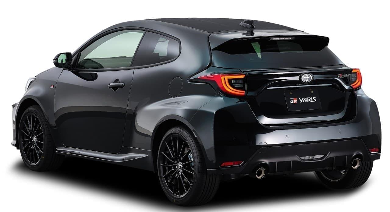 トヨタが「GRヤリス」のラインアップを発表 - 気軽に楽しめる「RS」を設定