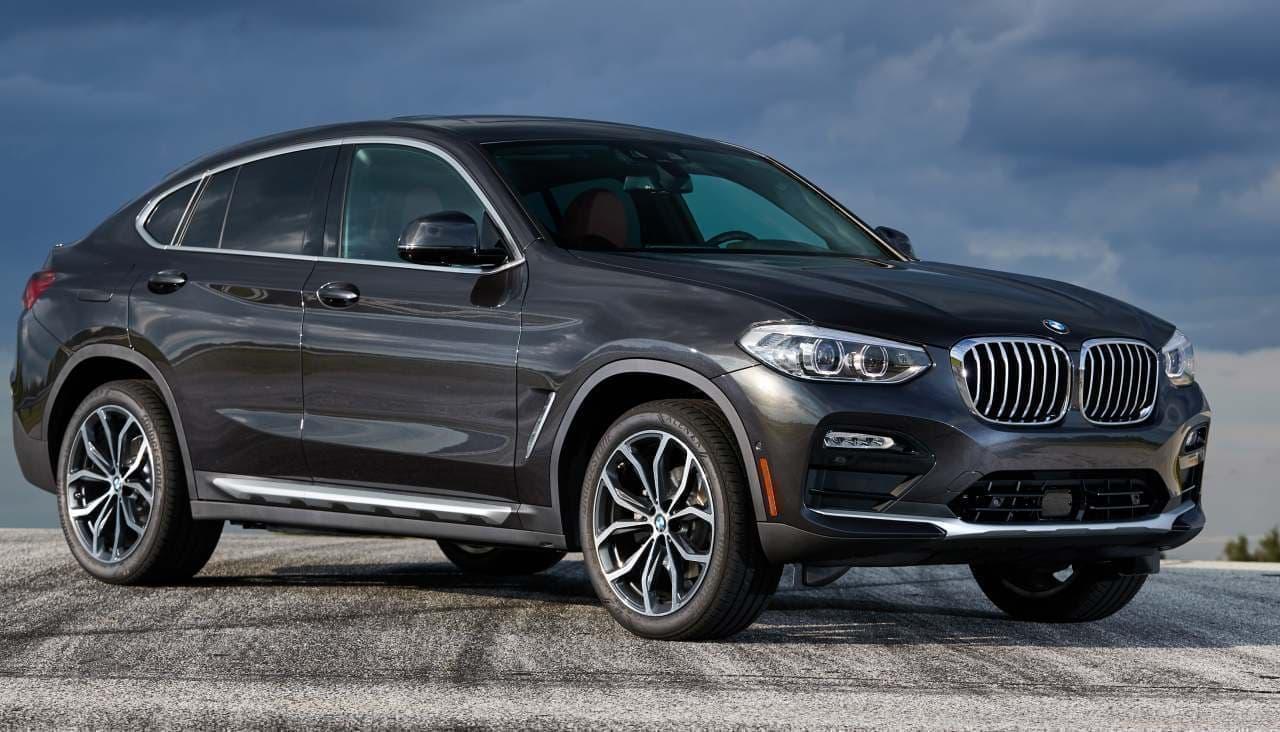 BMW X4にディーゼル・エンジン搭載の「xDrive20d」