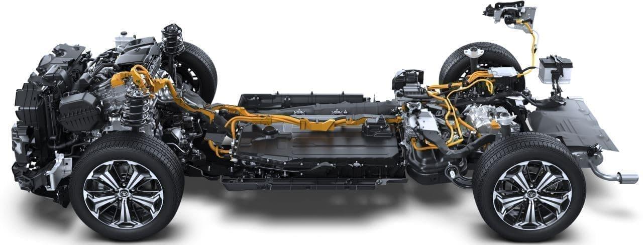 トヨタが「RAV4 PHV」を発売 - 航続距離1,300km以上!どこまででも行けるSUVに