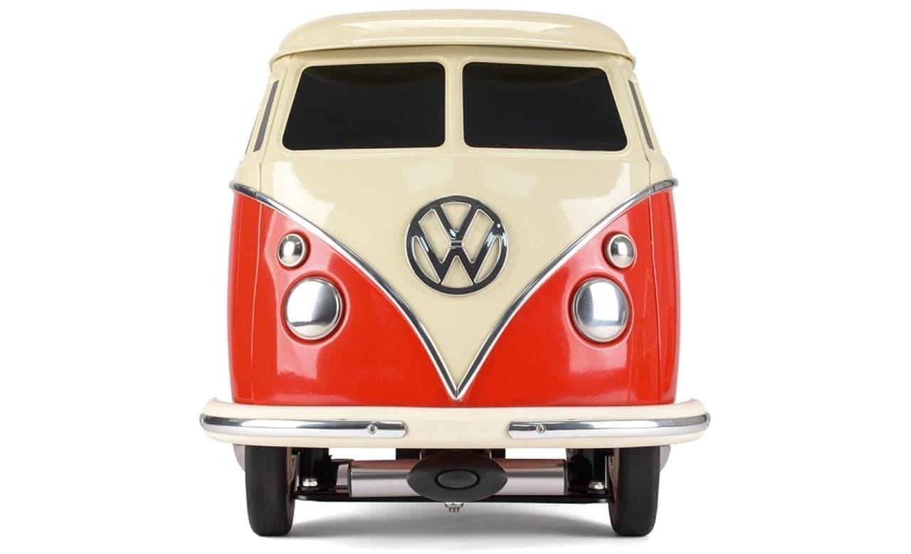 ワーゲンバス型のクーラーボックス「VW T1型クーラーボックス」 予約販売開始