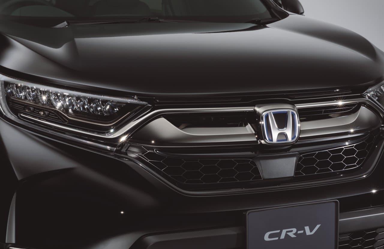 ホンダ「CR-V」にSUVらしさを強調した新グレード「BLACK EDITION」