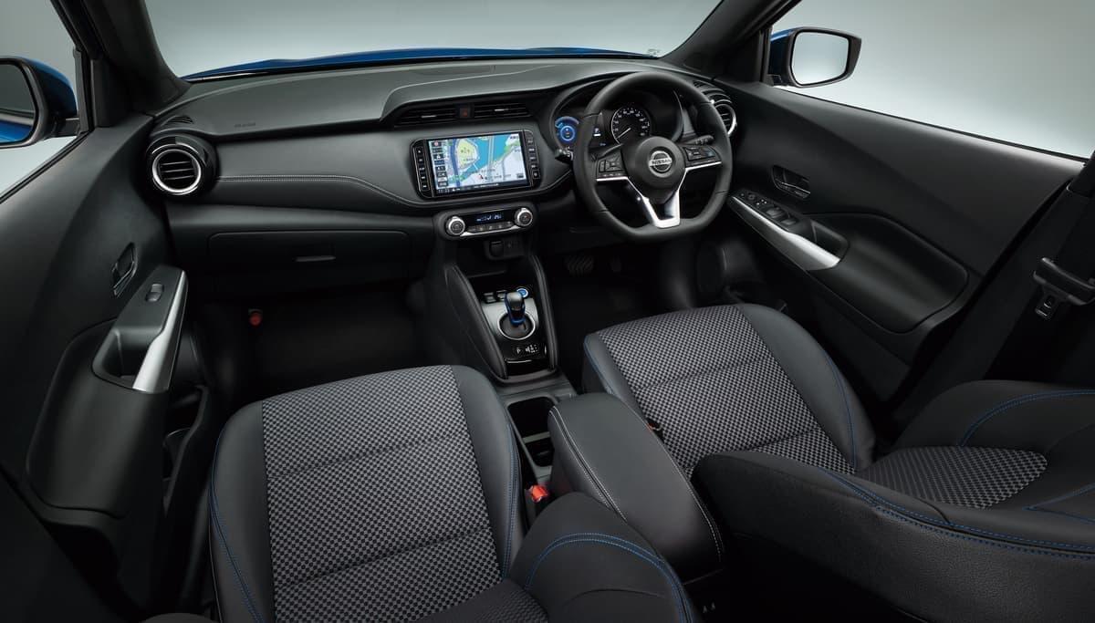 日産「キックス」発表 - 「e-POWER」搭載の新SUV