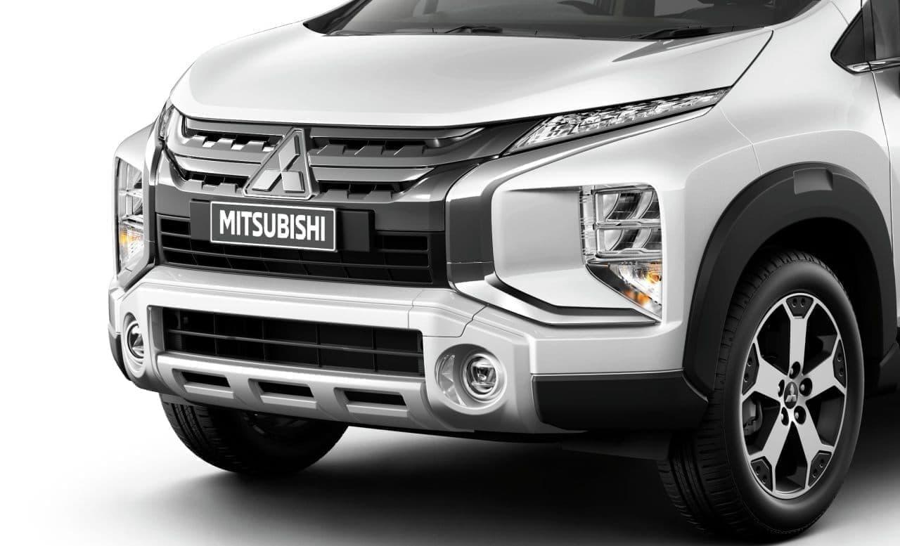 三菱が新型クロスオーバーMPV「エクスパンダー クロス」をベトナムで発売