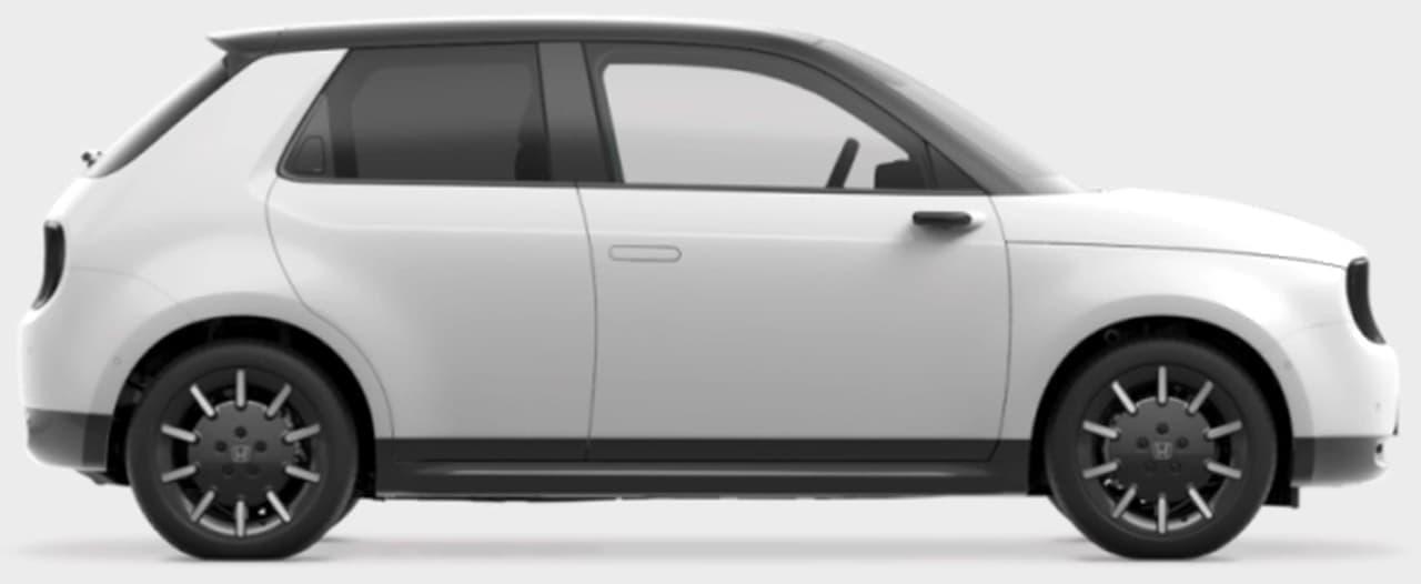 ホンダが新型EV「Honda e」を8月に発表予定 ― 情報を公式Webサイトで先行公開