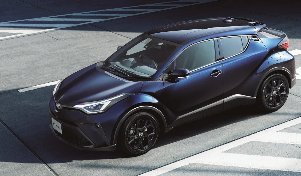 """トヨタ「C-HR」にブラック基調でクールな特別仕様車""""Mode-Nero Safety Plus"""""""