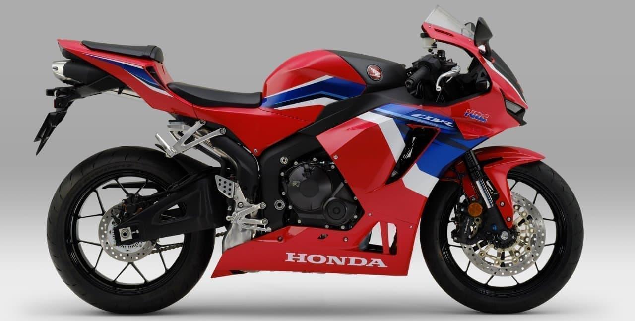 ホンダ新型「CBR600RR」を8月21日に発表 ― 情報を公式Webサイトで先行公開