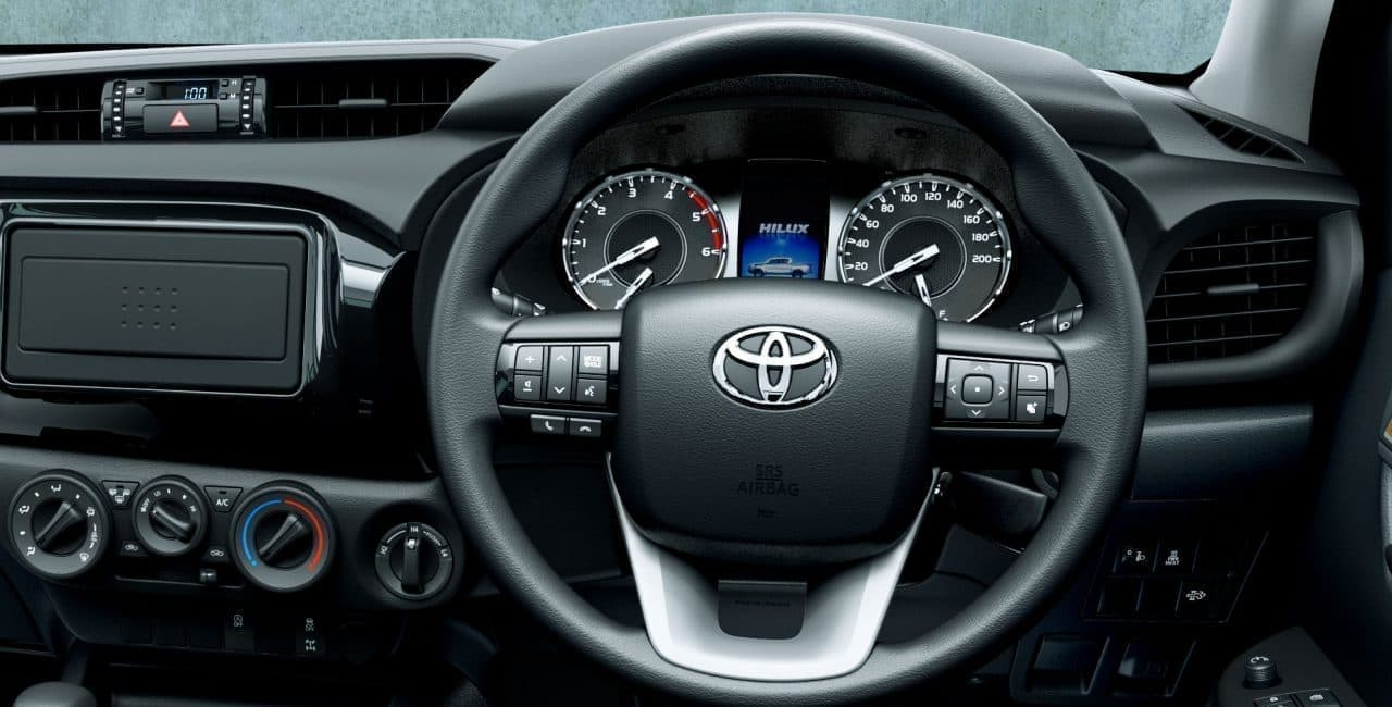 ピックアップトラックは便利で楽しい ― トヨタ「ハイラックス」マイチェン