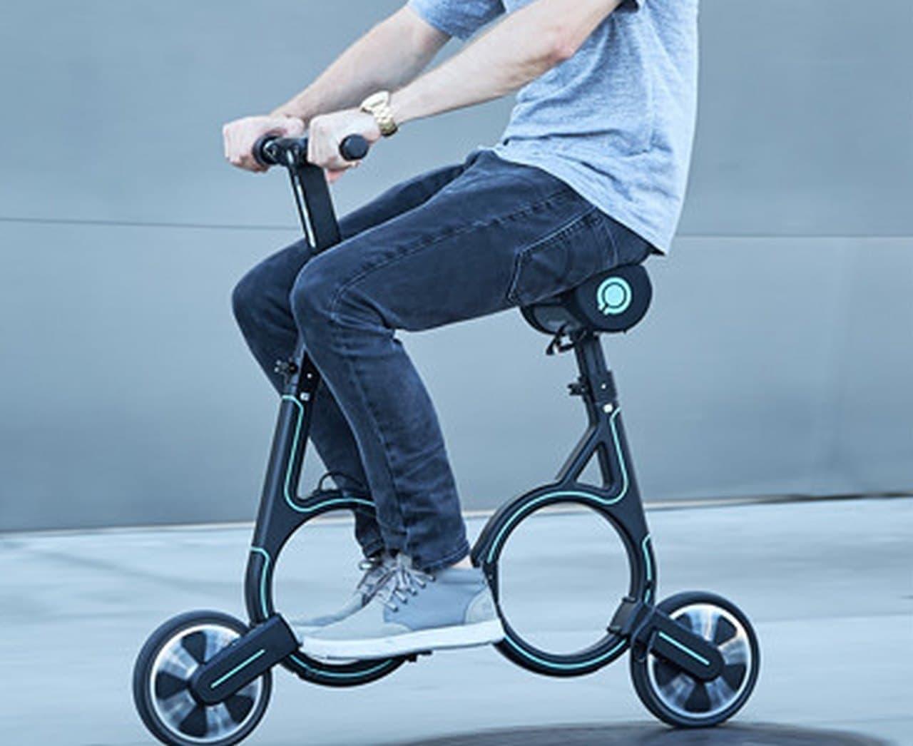 日本の公道を走れる電動バイク「smacircle S1」8月20日17時Kibidangoに登場!