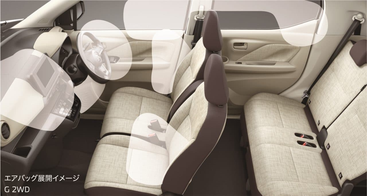 三菱「eKクロス」「eKワゴン」一部改良 - 「e-Assist」「マイパイロット(MI-PILOT)」の機能向上