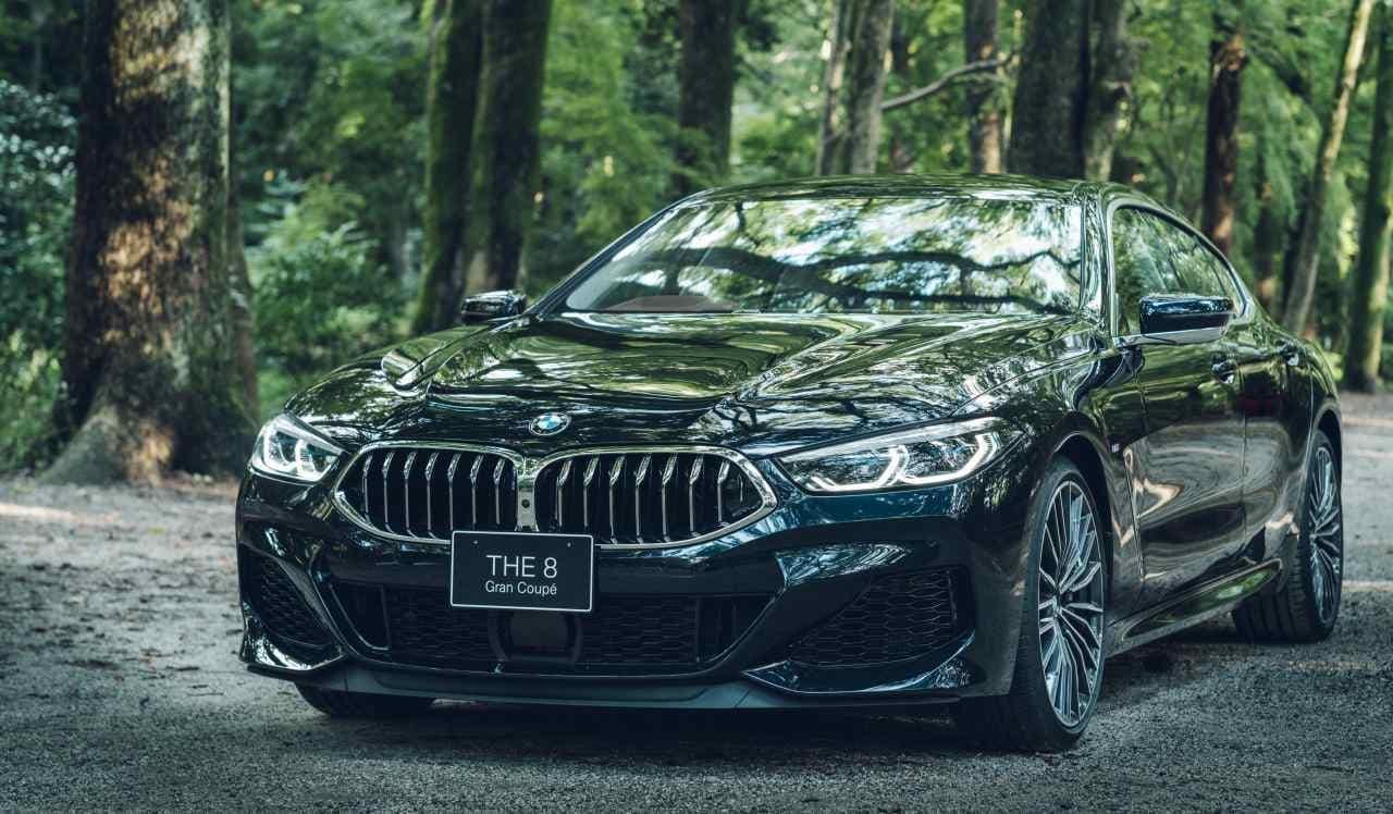 BMW 8シリーズ グラン クーペに限定車「京都エディション」