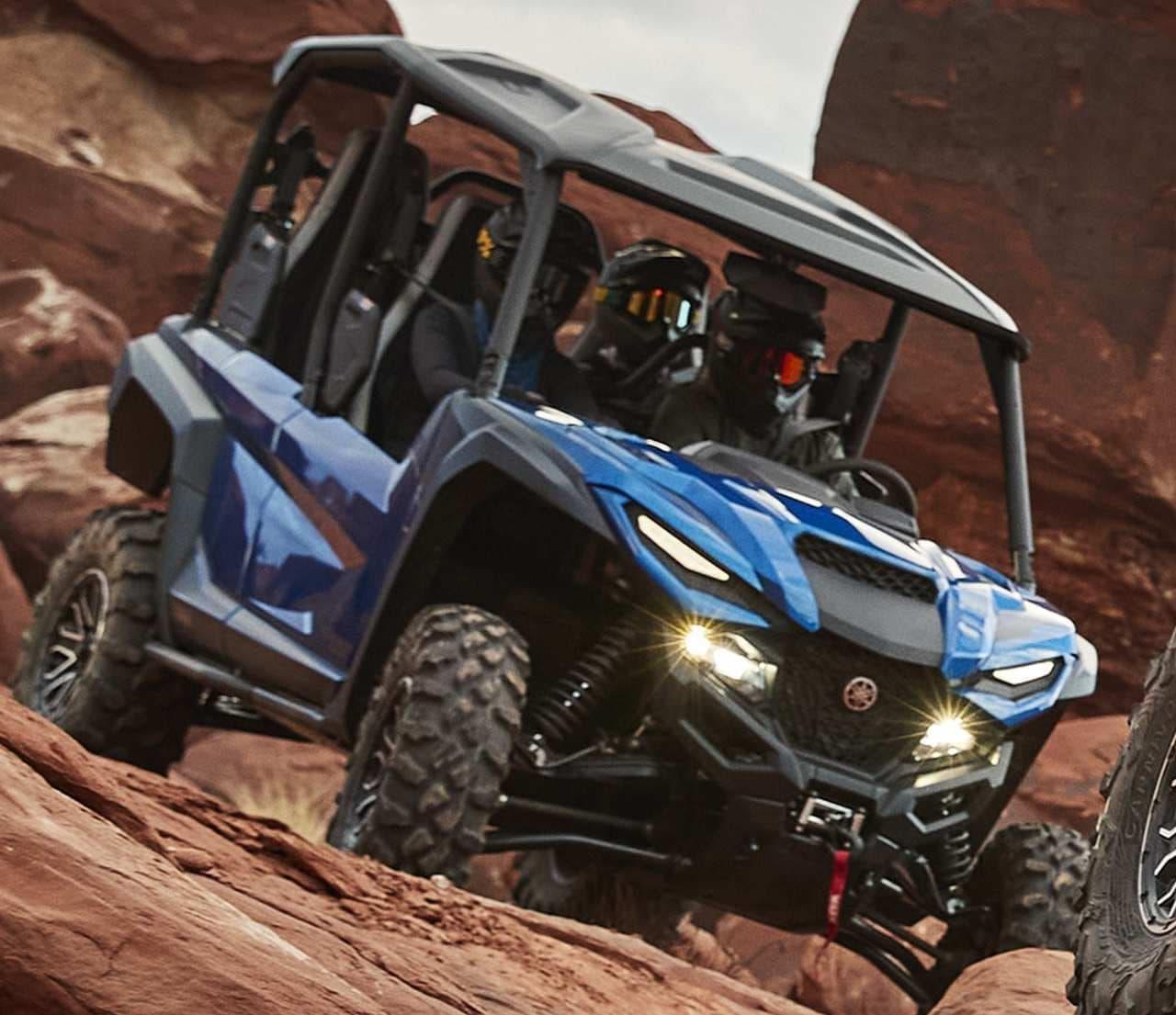 ヤマハが「Wolverine RMAX 1000」2機種を北米で発売