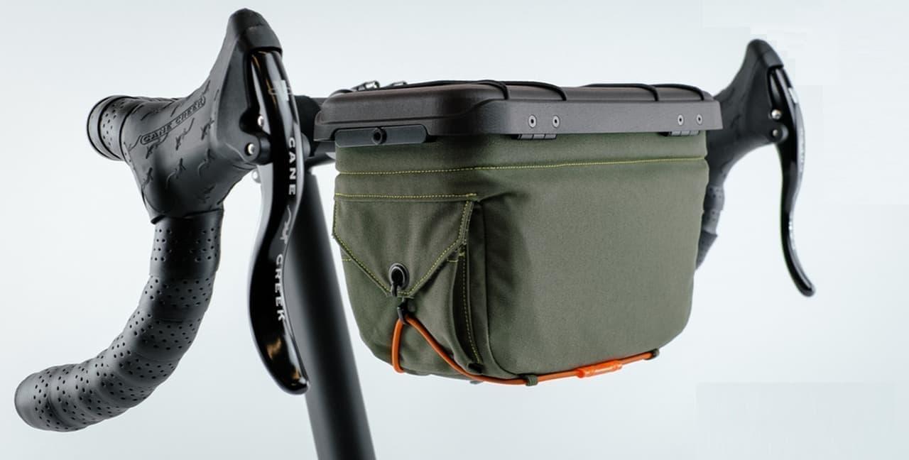 Route Werksの「Handlebar Bag」
