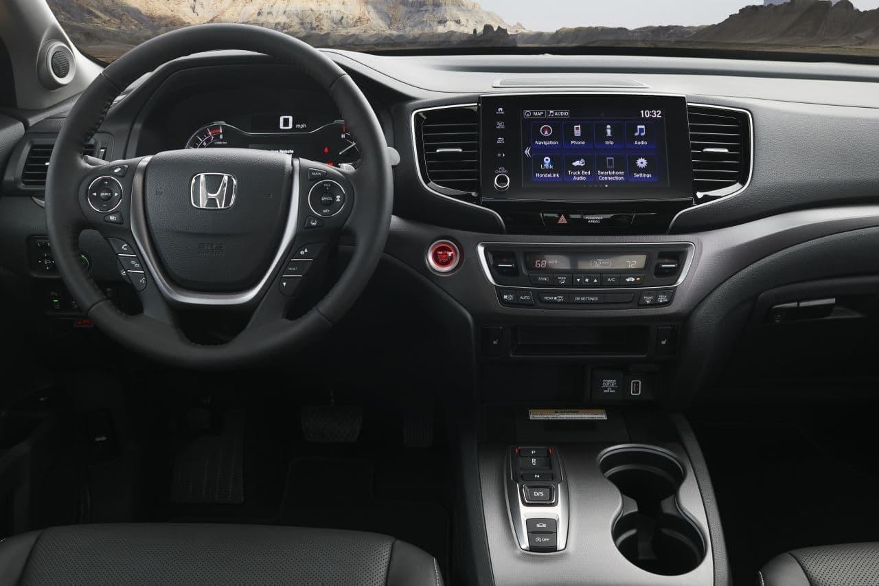 ホンダが北米向のピックアップトラック「Ridgeline」2021年モデルを発