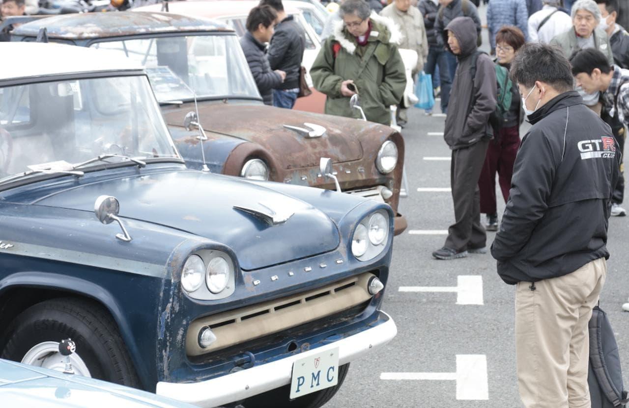 「昭和レトロカー万博2020」12月20日開催