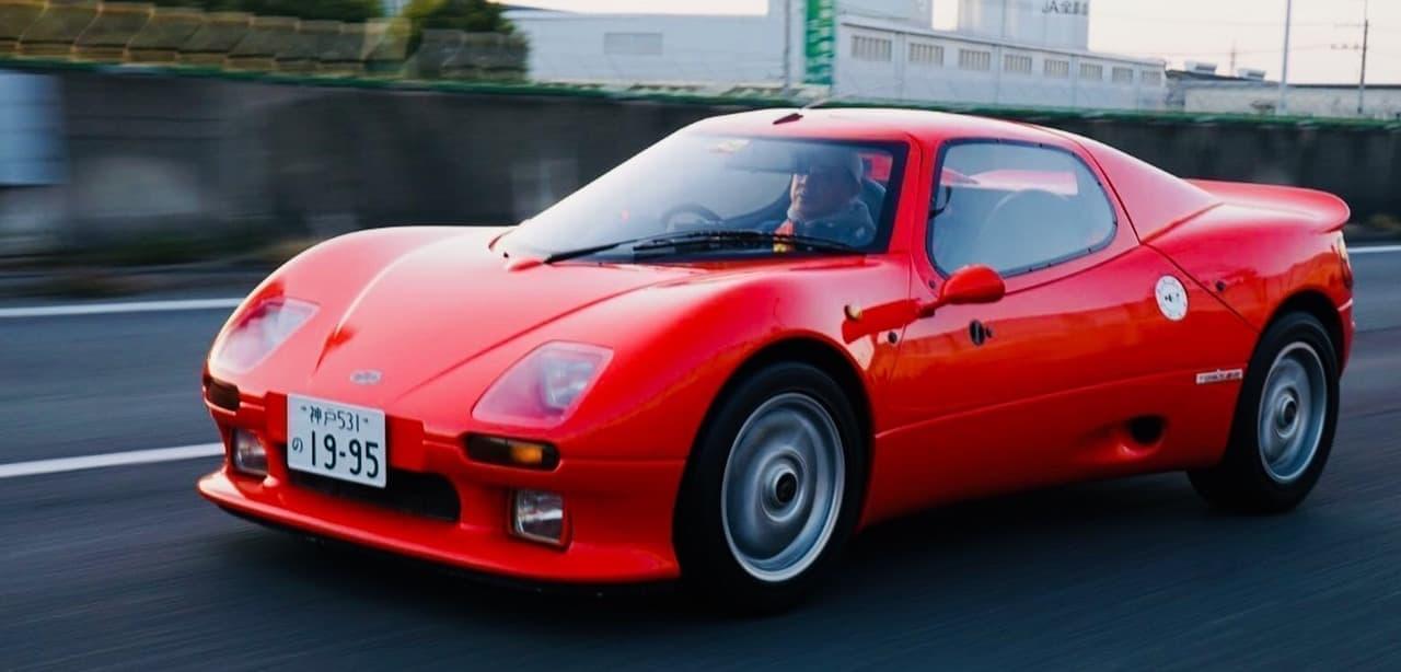 400台のレトロカーが集結する「昭和レトロカー万博2020」