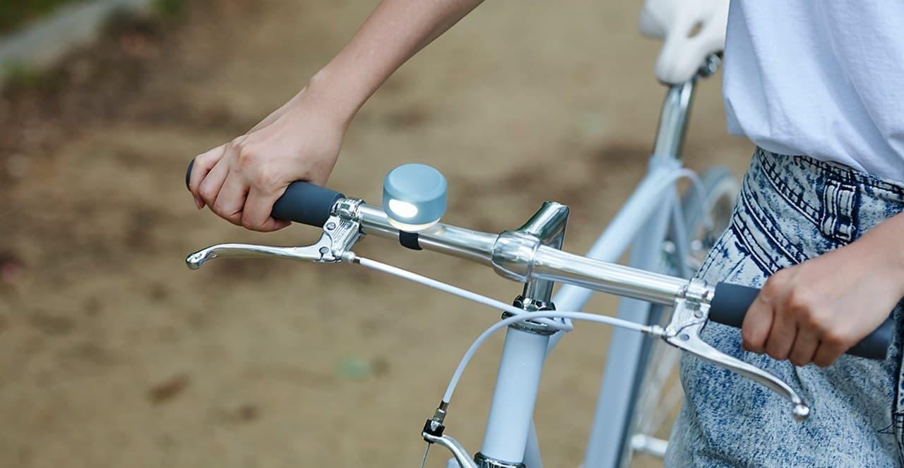 ランタンとしても使える自転車ライト「MUNIランタンライト」