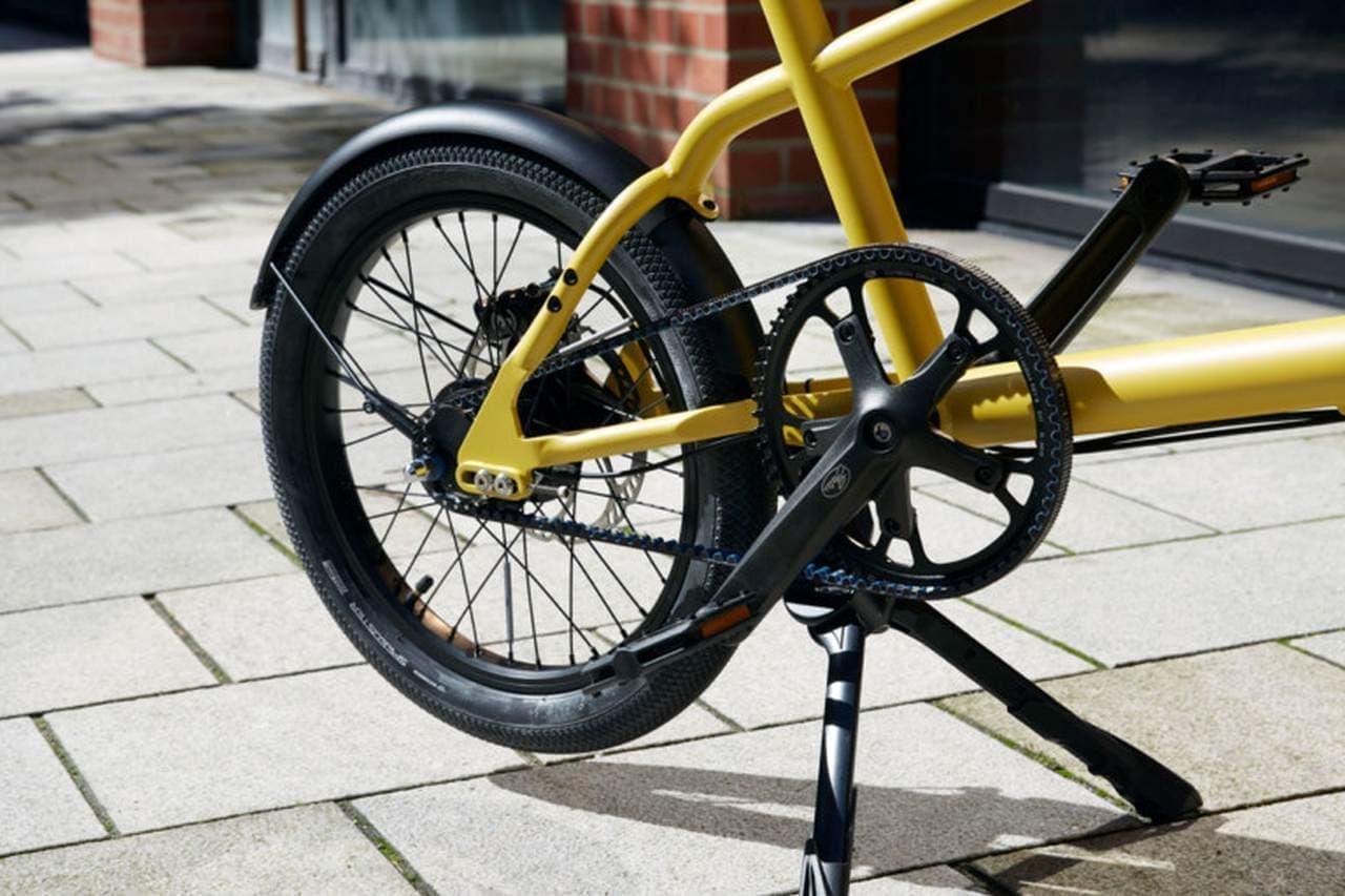 ミニカーゴバイク「YOONIT」