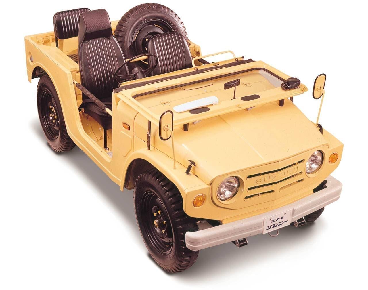 スズキ 初代「ジムニー」が日本自動車殿堂「歴史遺産車」に選定
