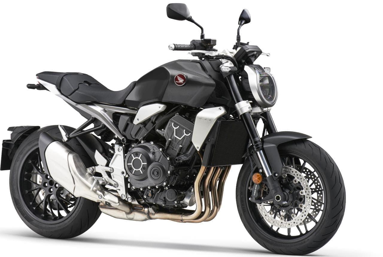 ホンダが欧州向けバイク2021年モデル7機種を発表