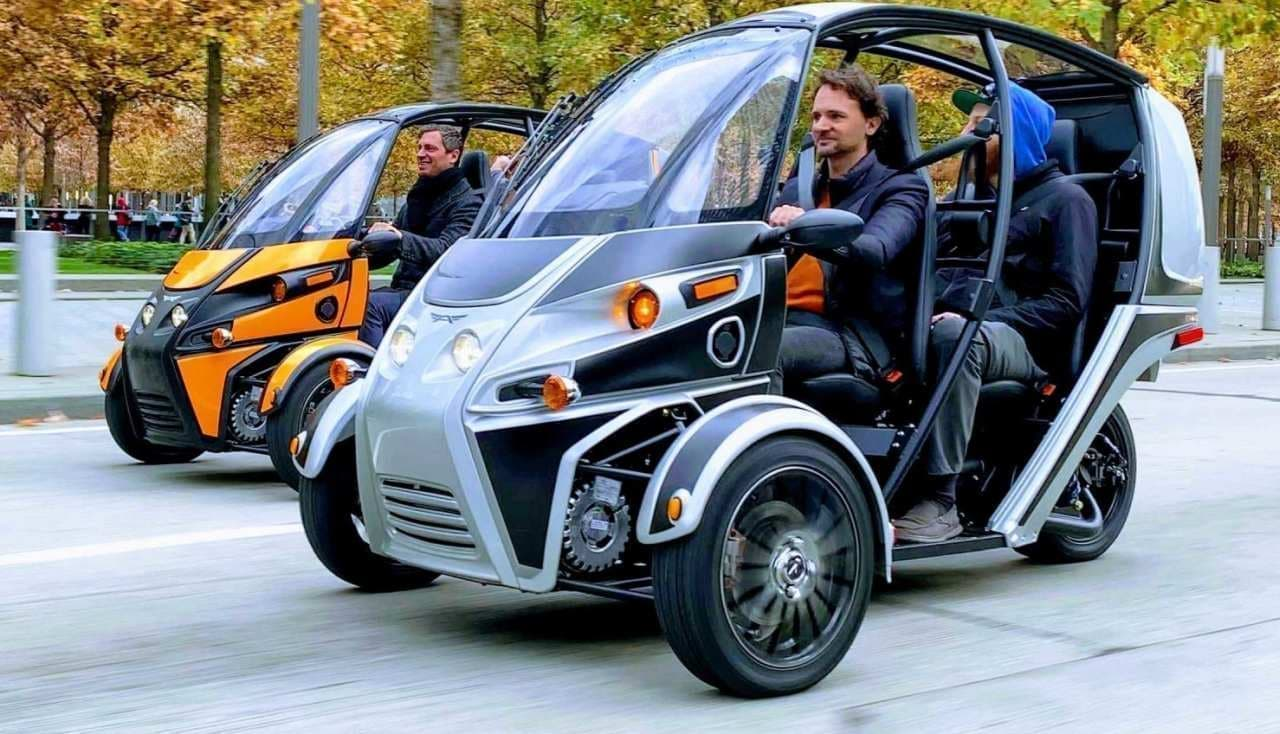 SUVではなくFUV - ArcimotoのFUVにオープンカータイプの「ROADSTER」プロトタイプ