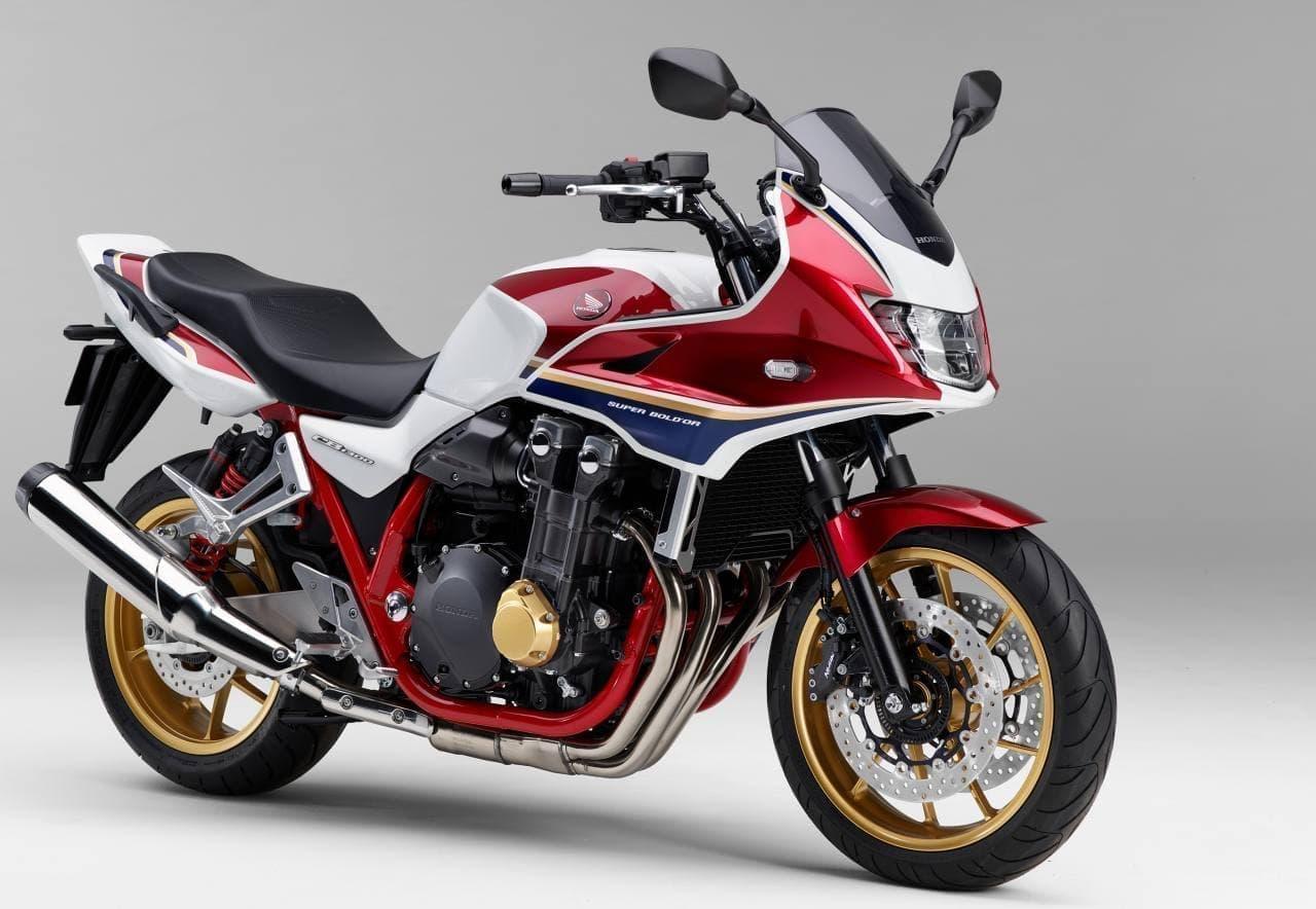 ホンダ 新型「CB1300」シリーズを12月21日発表 ―