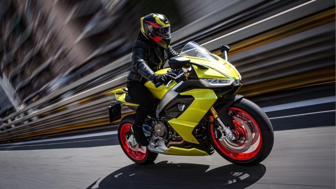 100馬力エンジンと斬新なカラーリング アプリリア「RS 660」発売!