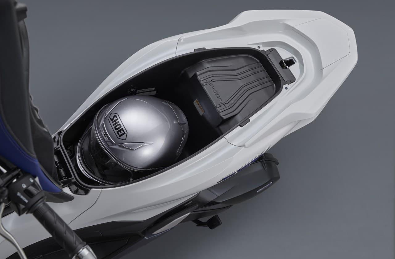 ホンダ「PCX」シリーズフルモデルチェンジ!「PCX160」「PCX e:HEV」発売