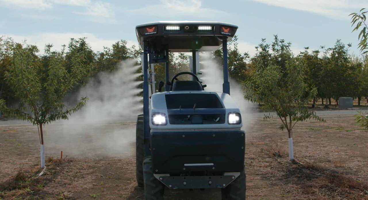 トラクターは電動で自動運転が良いという理由って? Monarch Tractorがスマートトラクターを発表