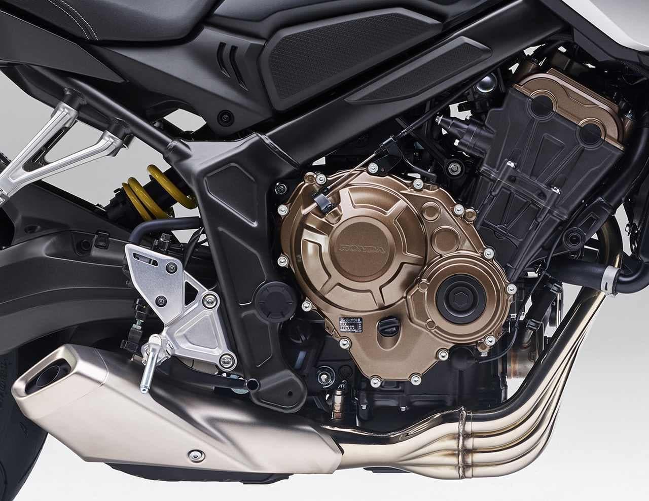 ホンダ ロードスポーツモデル「CB650R」「CBR650R」に2021年モデル