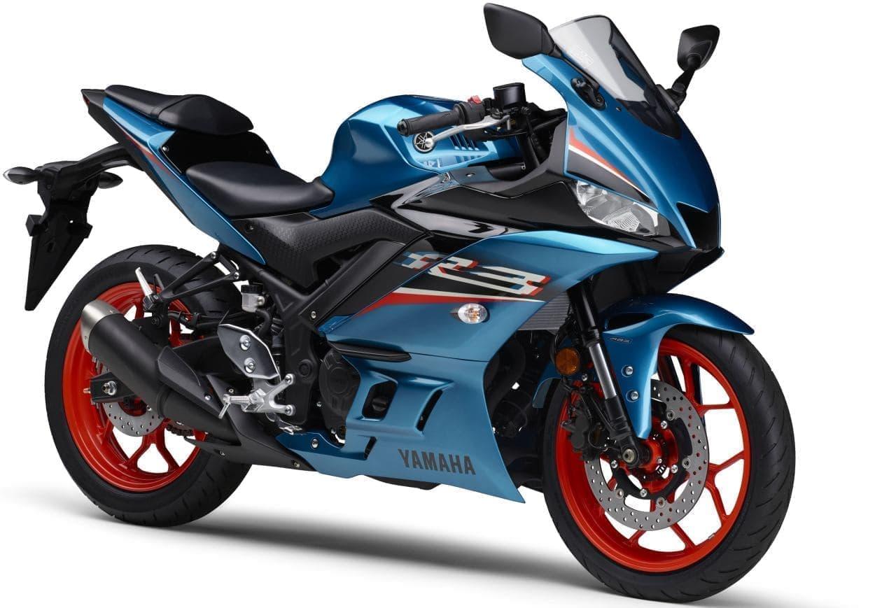 ヤマハ スーパースポーツモデル「YZF-R3 ABS」「YZF-R25 ABS」2021年モデルを発売