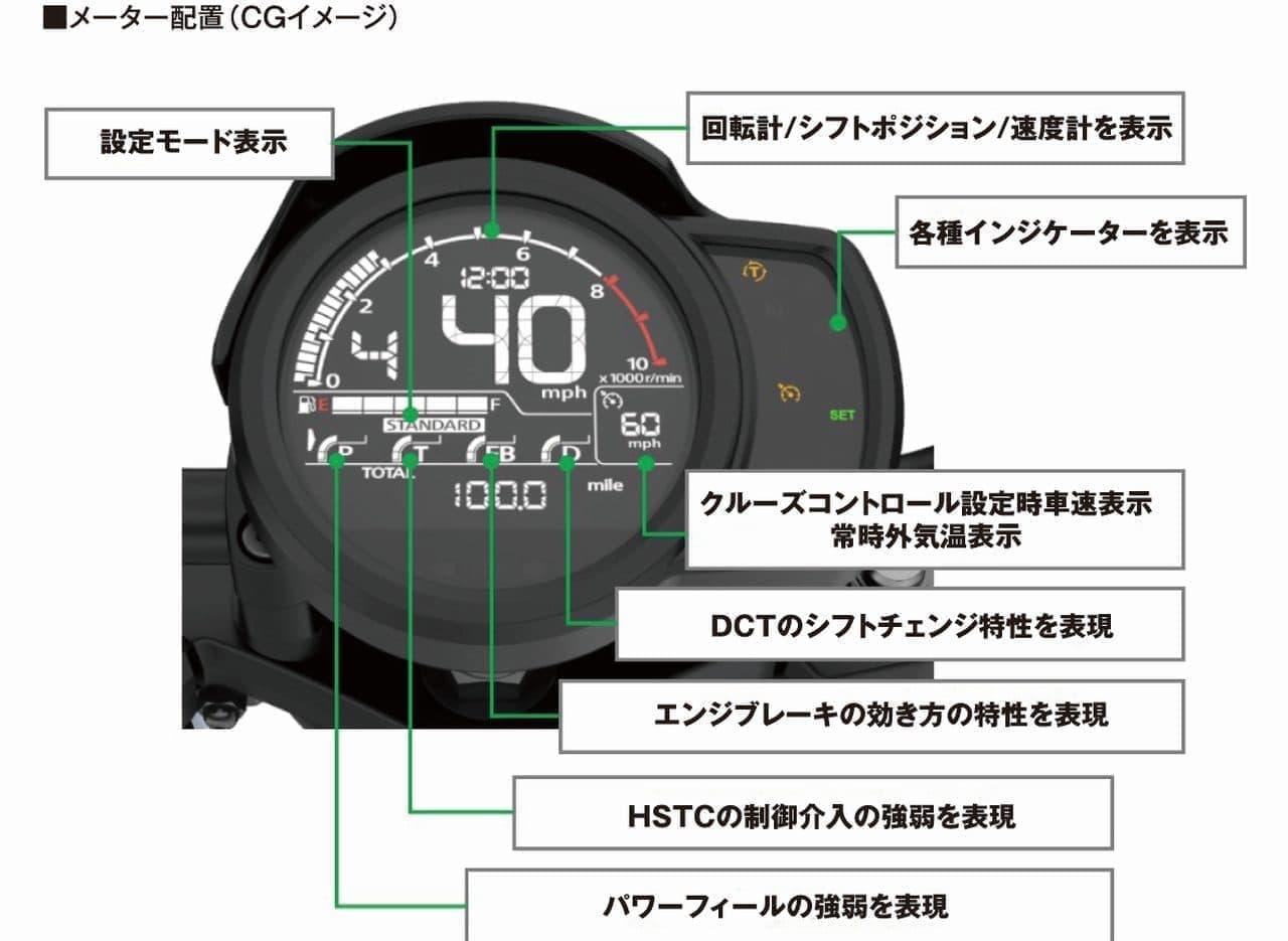 ホンダ 大型クルーザー「Rebel 1100」発売