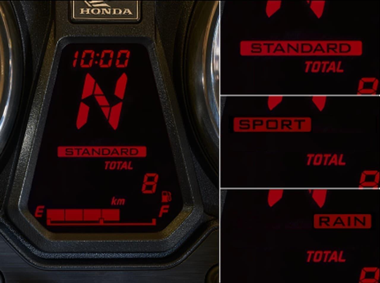 ホンダCB1300シリーズに2021年モデル