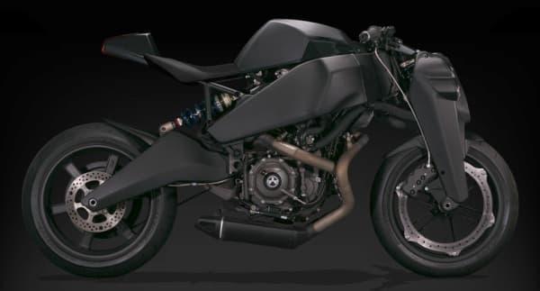 カスタムバイク「47 Ronin(四十七士)」が製造された
