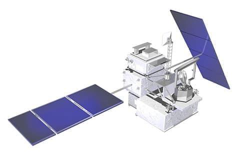GPM 主衛星  (出典:JAXA)
