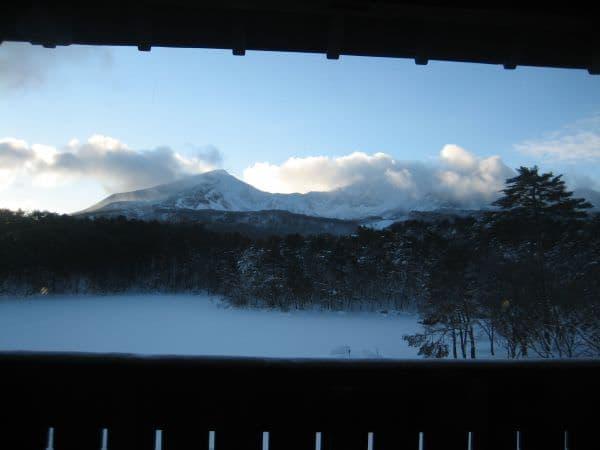磐梯山が僕を呼ぶ
