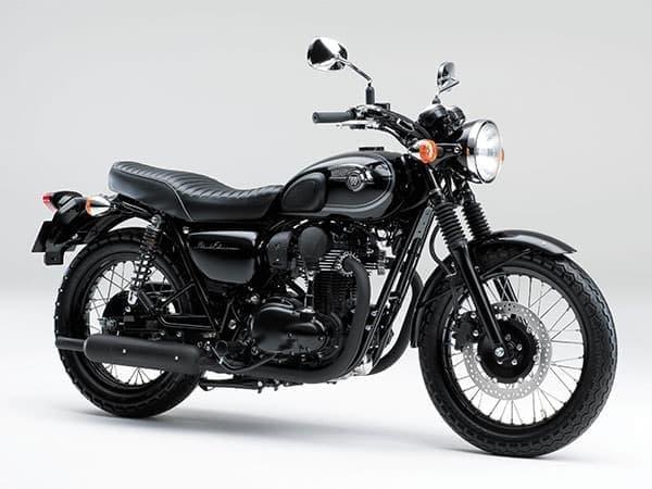 W800 Black Edition(2015年モデル)  エボニー