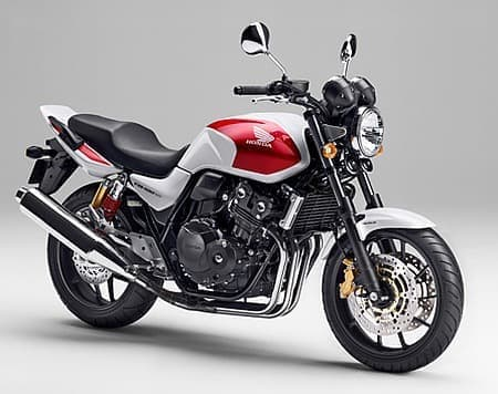「CB400 SUPER FOUR<ABS> E Package」