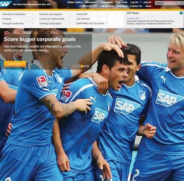 SAP トップページ