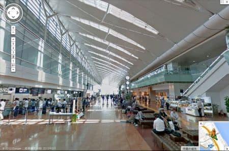 東京国際空港 第2旅客ターミナル   (提供:Google)