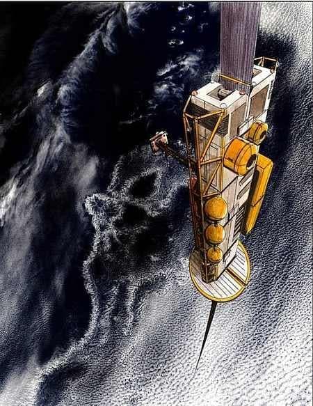 LiftPort Group が建造を目指している宇宙エレベーター