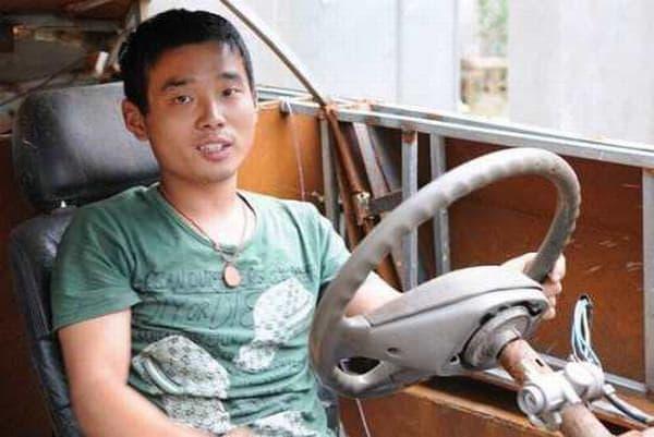 誰もが憧れるランボルギーニをわずか9,445ドルで手にした Jian Wang さん