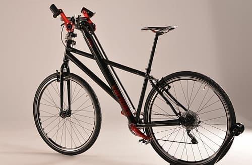Varibike は全身運動が可能なスポーツ器具として開発された
