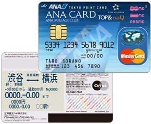 TOKYU×ANA CARD (イメージ)