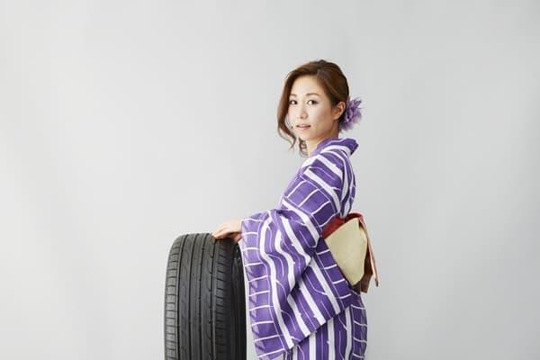 NANOENERGY 0 は、低燃費タイヤ  線が細めのインテリタイプです