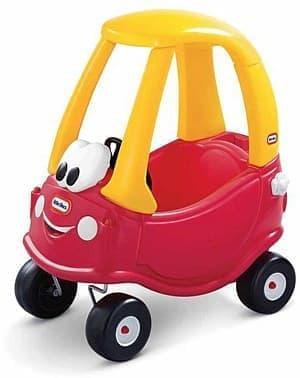 Bitmead 氏がモデルにしたおもちゃの自動車(最新モデル)