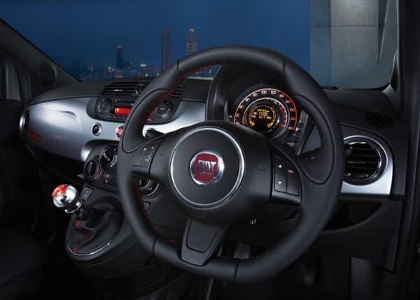 ビルシュタイン社のダンパーで、「FIAT 500S」のドライビングがさらに硬派に