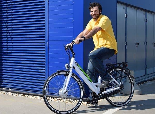 IKEA が発表した電動アシスト自動車「FOLKVANLIG」