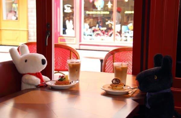 カフェでは秋ならではの食材を使ったメニューを楽しめる  (注:画像はイメージです)