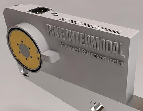Bike Intermodal が採用を決めたモーターユニット