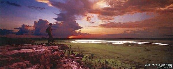 カカドゥの雄大な景観を楽しめるツアー  「カカドゥ国立公園に泊まるダーウィン+シドニー6/7日間(成田発)」